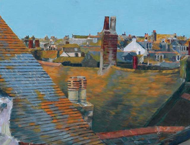 st ives roofscape 3