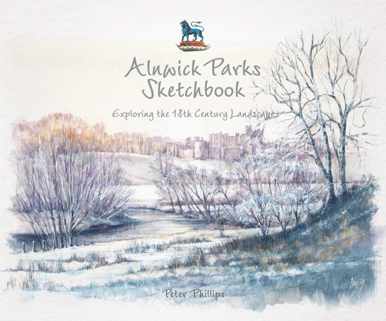'Alnwick Parks' cover
